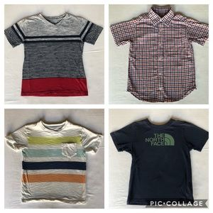 Boys 5T clothes, backpack, fidget spinner
